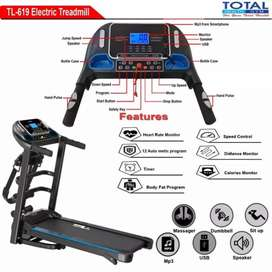 Sport treadmill 619 top seller murah
