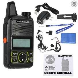 Ht Baofeng BF T1 pro handie talkie walkie talkie ht handy talky bofeng