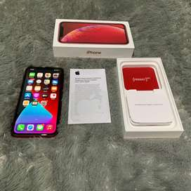iPhone XR 64GB RED Edition iBox Garansi Aktif