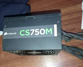 CORSAIR CS750M Power supply 750 watt