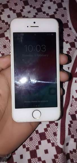iPhone 5s very good condition