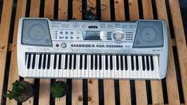 Keyboard yamaha psr 290 bukan casio korg pa