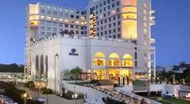 Job in five star hotel