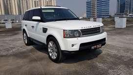Range rover sport 5.0 White HSE