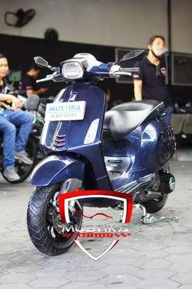 Vespa Sprint Pmk 2016 Istimewa-Super Murah Se Olx Mustika Saiful