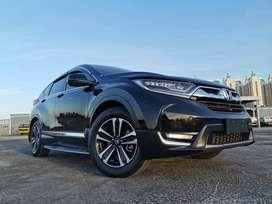 CRV Prestige Turbo 2018 Hitam Tangan Pertama