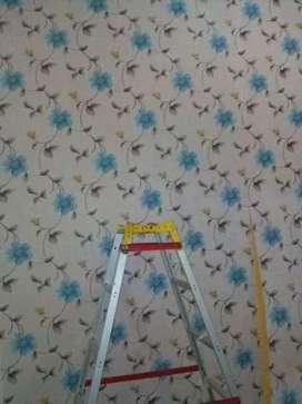 Cantik wallpaper pasang gratis