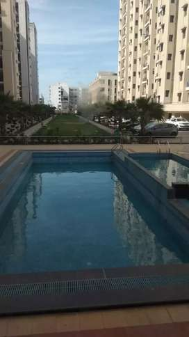 3Bhk with terrace area on first floor