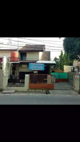 Jual BU Rumah di Jalan Raya Utama