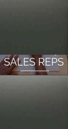 Sales Representative required for medical wholesale distributor