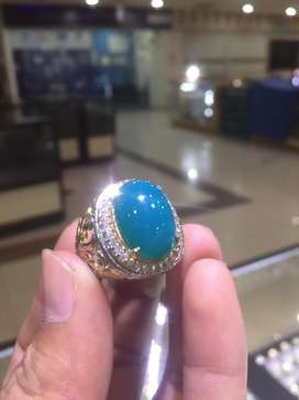 Batu bacan blueish