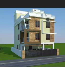 Independent House Ground + 3 for Sale Banjara layout Horamavu