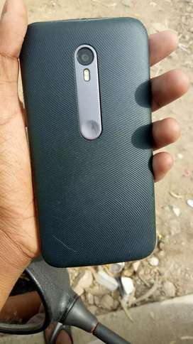 Moto g3 in good condition