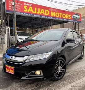 Honda Grace Ex Hybrid Full Optional Model 2014