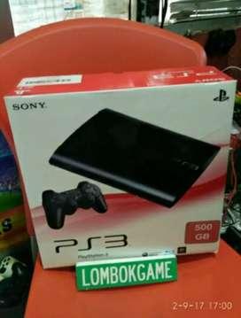 PS3 Slim 250gb bergaransi