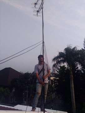 Tukang Pasang Dan Service Antena TV Gambir Jakarta Pusat