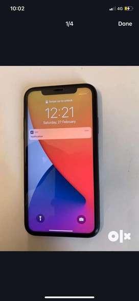I phone 11 128 gb in warranty period