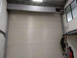 Rolling door industri, pabrik,mall dan instansi(sanwa mas)
