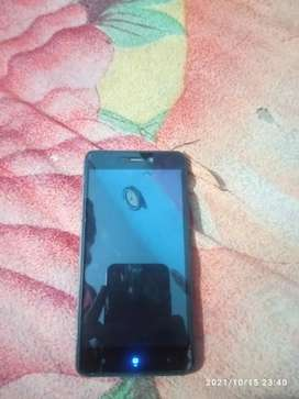 (Android 11 support) Phone with back cover, no crack