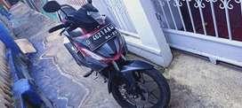 Honda GTR 150 kondisi standar