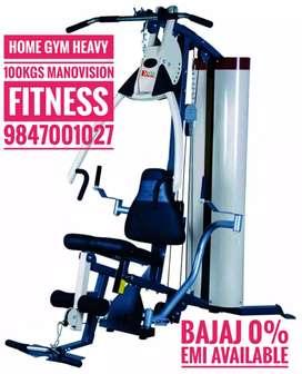 Home Gym Heavy in easy finance scheme.