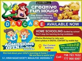 Best Home schooling for pre-school kids