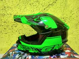 Helm trail GM murah