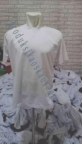 Stock kaos polis PE Single harga murah arahan Pilkada partai kampanye