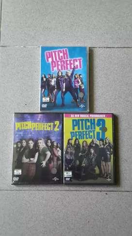 Dvd Pitch Perfect Trilogy.