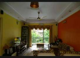 Full Furnished 4BHK Apartment South & Garden Face Sale in Chinarpark.