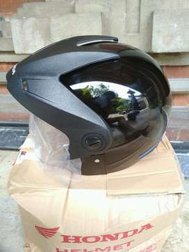 NEW*Helm Half Face Honda TRX-3 SNI