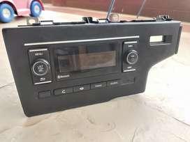 New Honda Jazz Music System