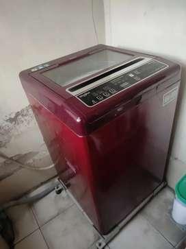 Washing machine whirpool