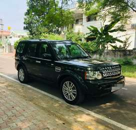 Land Rover Discovery 4 2010 Diesel 82000 Km Driven