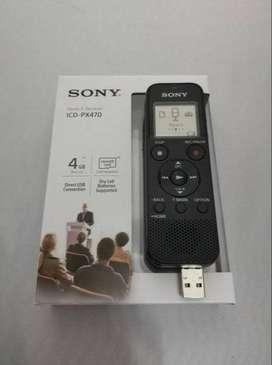 Voice Recorder Sony icd Px470 Perekam Suara AA
