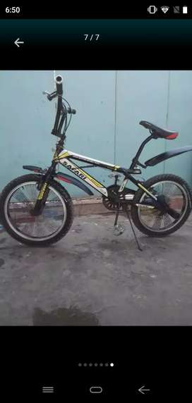 BMX SAFARI ORIGINAL JAPAN ASSEMBLED CYCLE