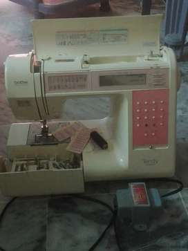 Brother computer sewing