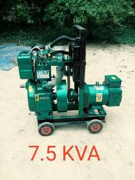 Diesel Generator 7.5 KVA