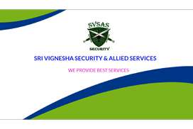 Wanted security guars in vizag and house keeping staff