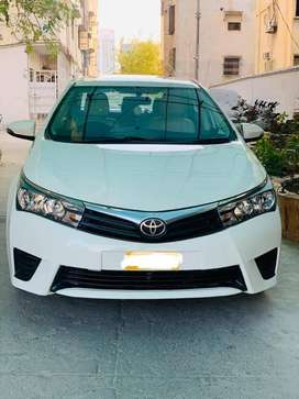 TOYOTA COROLLA GLI 2017 (Get on easy Installment)