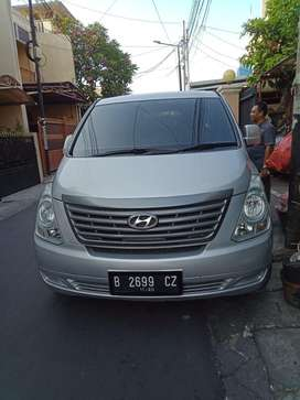 Hyundai H-1 Starex 2.5 CRDi Manual Th 2012 Diesel