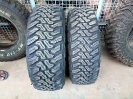 MT tyres for Jeeps and SUVs Accelera MT tyres