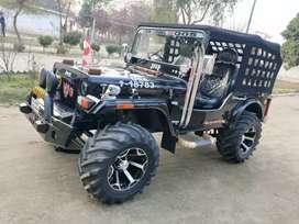 Gora Jeep modified company order in ready