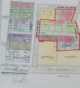 Land for sale on throw out price