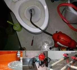 Ahli sedot WC kuras sepiteng tukang raja mampet