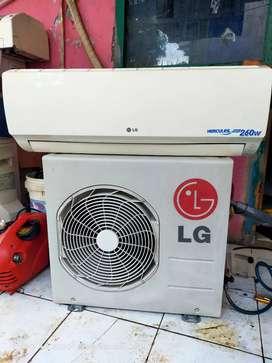 Ac LG 1/2 pk lowatt 260 watt