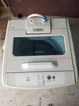 Washing machine full auto