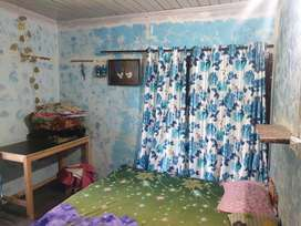 Hut for rent - lobby 3bedrooms 2 balcony 1 bathroom 1 kitchen