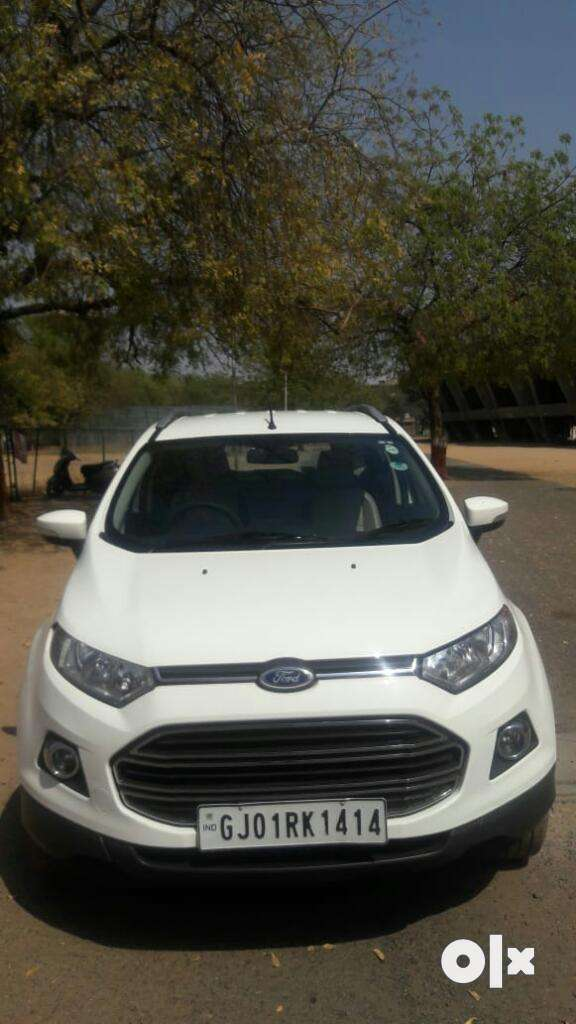 Ford Ecosport EcoSport Titanium 1.5 TDCi, 2015, Diesel 0