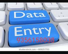 We are india largest offline data entry work provider plans starts fro